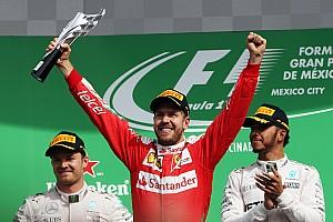 Fórmula 1 Noticias Ferrari recurre la sanción a Vettel del GP de México