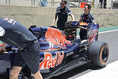 Tech update: Toro Rosso opnieuw met nieuwe achtervleugel