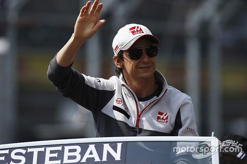 Esteban Gutiérrez le dice adiós a Haas F1