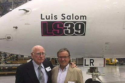Air Europa pone el nombre de Luis Salom a uno de sus aviones