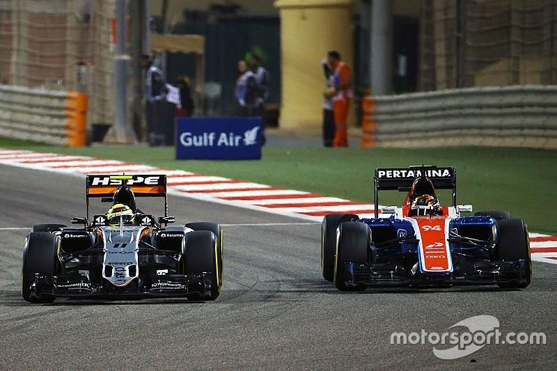 Wehrlein va demander des comptes à Force India