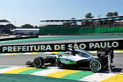 Interlagos, Libere 1: Hamilton, ma Verstappen è molto vicino