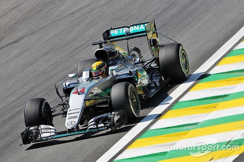 هاميلتون يتصدّر التجارب الحرّة الأولى في البرازيل