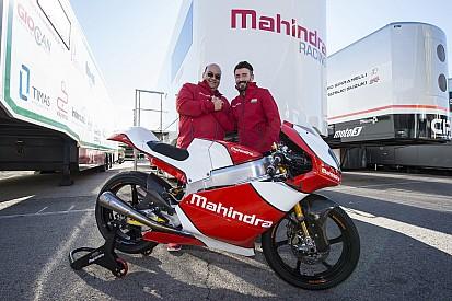 Ufficiale: Max Biaggi team manager ed ambasciatore Mahindra nel CIV Moto3