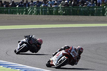 【Moto2バレンシア】FP2:中上が2番手タイム。トップはモルビデリ