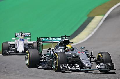 Hamilton encerra sexta como mais veloz no Brasil; Massa é 4º