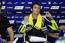 Rossi veut gagner