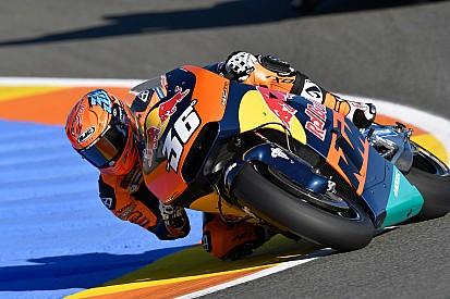 Kallio had meer verwacht van 'historische KTM-dag' in Valencia