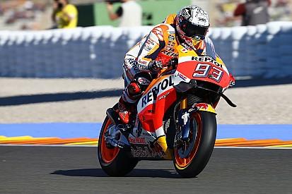 Márquez veut que la Honda 2017 soit mieux équilibrée