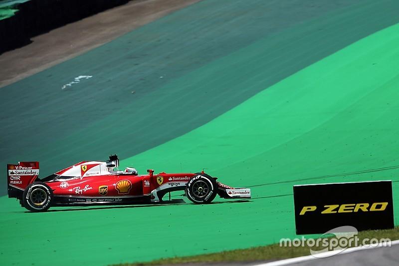 """Vettel - Ferrari a """"du pain sur la planche"""" d'ici les qualifications"""
