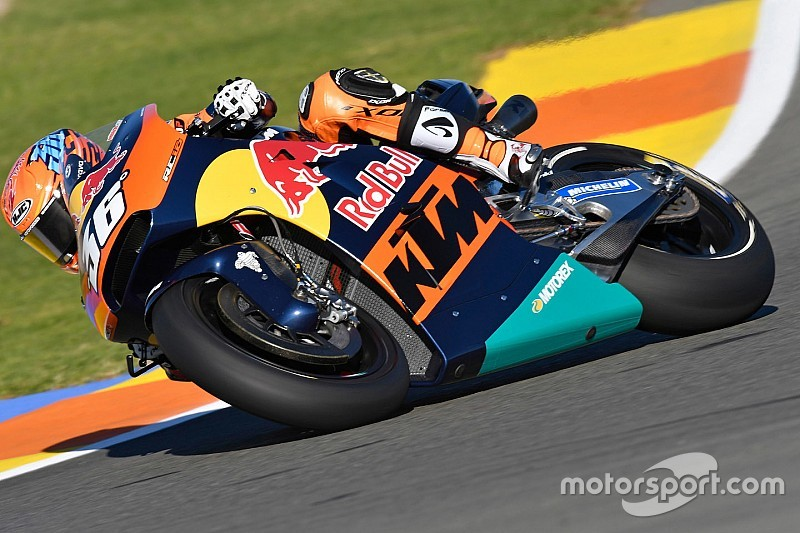 KTM debuta en MotoGP con un discreto último puesto