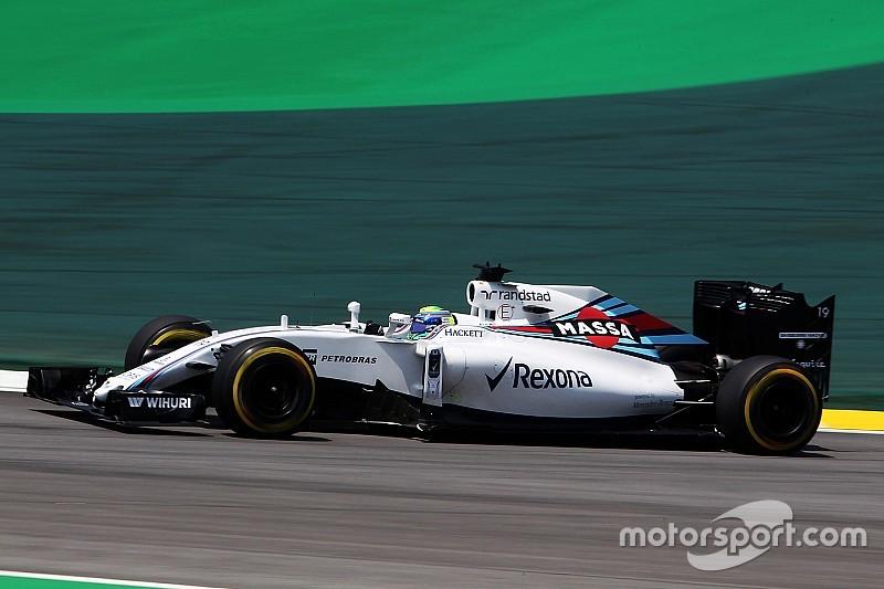Massa prudent malgré le rythme impressionnant des Williams