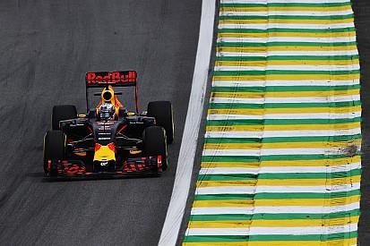 【F1ブラジルGP】レッドブル、メルセデスの速さを認めるも「土曜日はコンディションが変わる」