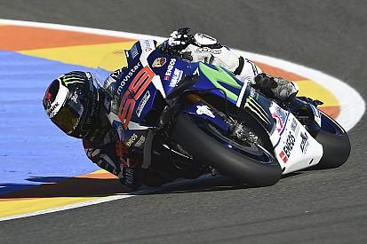 【MotoGP】初日好調のロレンソ。「今回持ち込まれたタイヤが僕に合っている」