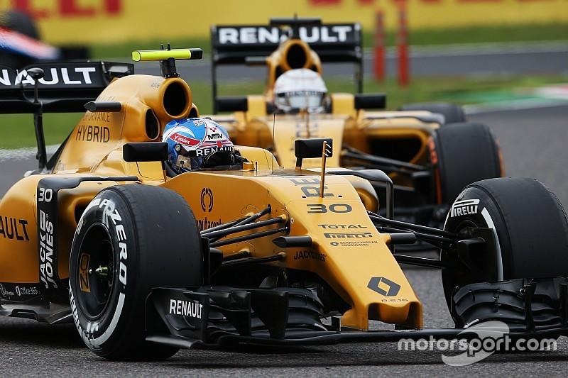 """Palmer: Meninggalkan Renault """"adalah keputusan yang salah"""" bagi Magnussen"""