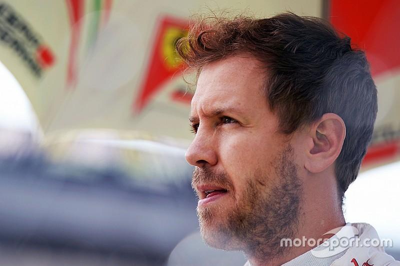 FIA tolak permohonan review Ferrari terkait penalti Vettel di GP Meksiko