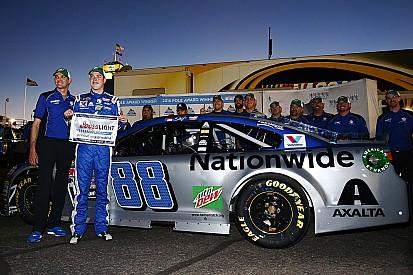 NASCAR in Phoenix: 1. Sprint-Cup-Pole für Alex Bowman
