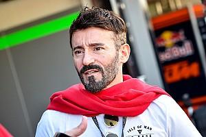 Biaggi ne veut pas faire concurrence à l'Academy de Rossi