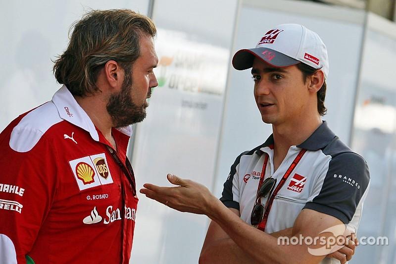 """Gutiérrez: """"La decisión de Haas no es justa"""""""