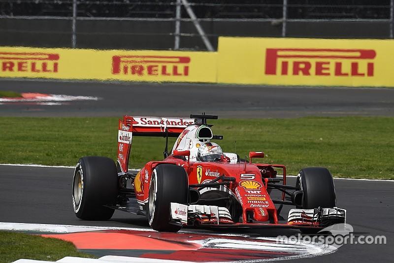 Ferrari fait à nouveau appel sur le dossier Vettel/Mexico