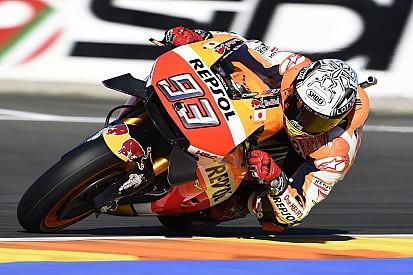 MotoGP Valencia: Marquez pimpin FP3, Rossi kesembilan
