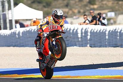 MotoGP Valencia: 3. seansın lideri Marquez