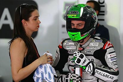 Aprilia: Eugene Laverty può essere utilizzato come riserva in MotoGP