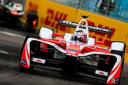 Qualifs - Première pole position pour Rosenqvist!