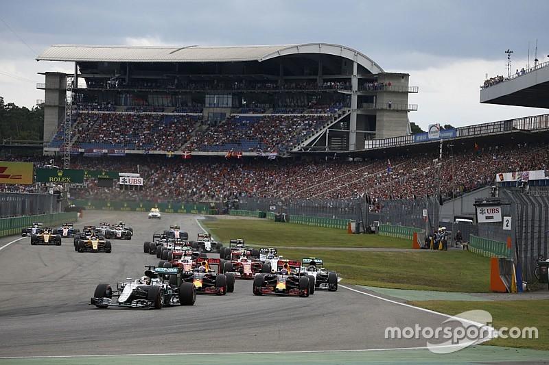 Mercedes не будет участвовать в спасении Гран При Германии