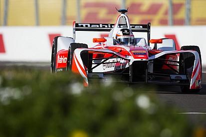 Marakeş ePrix: Rosenqvist pole pozisyonunda, Vergne tur atamadı!