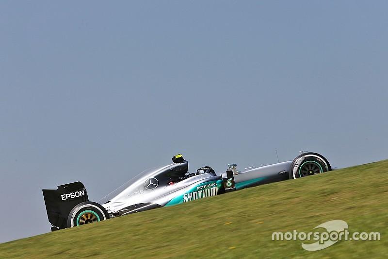 EL3 - Wolff veut chasser l'orage Verstappen; Mercedes déjoue la pluie
