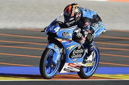 Canet bate Binder por 0s018 e garante primeira pole na Moto3