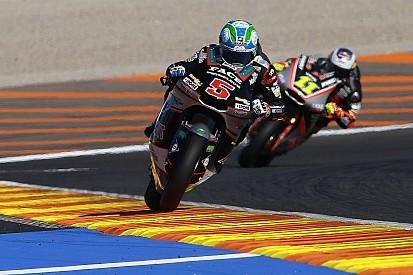 Zarco se despide de Moto2 con una pole de récord