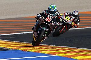 Moto2 Relato de classificação No adeus à Moto2, Zarco larga na frente; Morbidelli é 3º