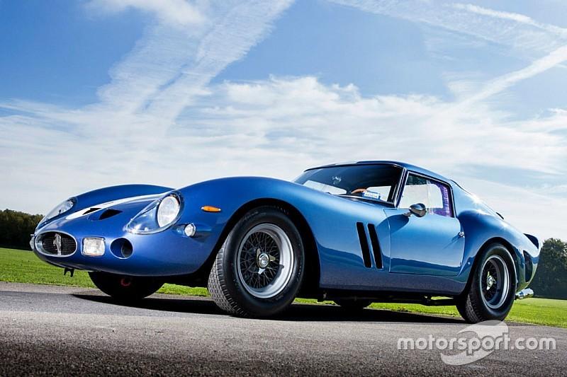 Une Ferrari 250 GTO peut-elle devenir la voiture la plus chère du monde?