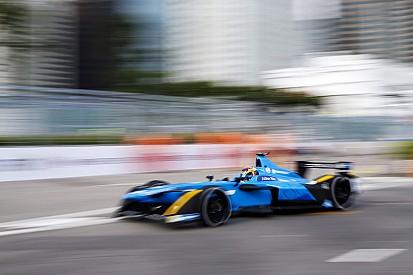 Formule E Marrakesh: Buemi wint, Frijns net buiten de punten