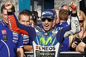 MotoGP 排位赛报告 MotoGP瓦伦西亚站排位赛:洛伦佐强势夺杆位并改写赛道最速纪录