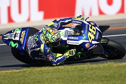"""Rossi - """"Si je veux me battre pour le podium, je dois progresser"""""""