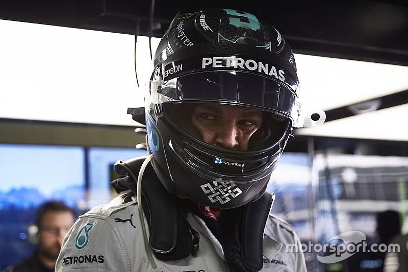 Rosberg - Un dixième manquant qui ne fera pas frémir en course