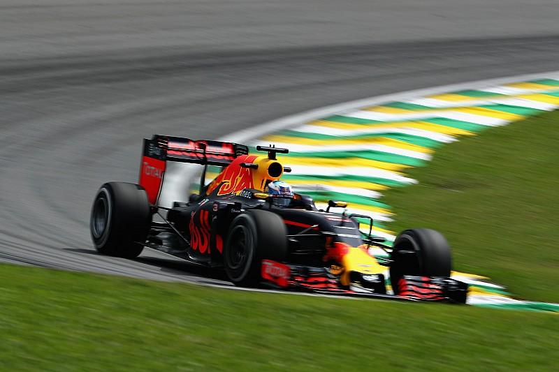 """Sixième sur la grille, Ricciardo a """"peut-être trop assuré"""""""