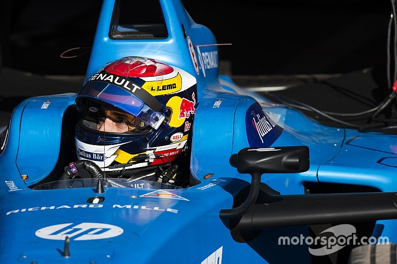 Championnats - Buemi et Renault e.dams loin devant
