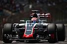 Alegria pour Romain Grosjean après de superbes qualifications