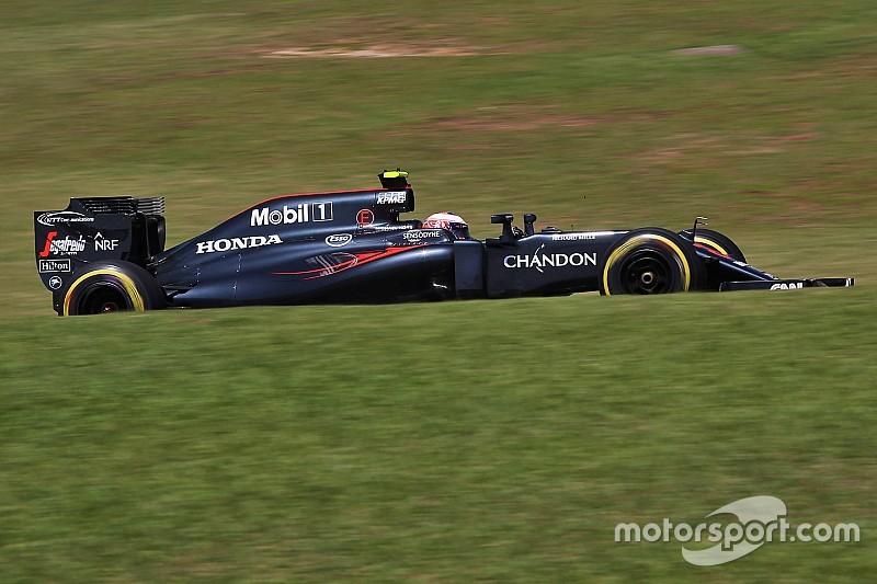 Button, feliz de que sólo quede una sesión de clasificación