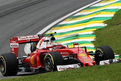 "【F1ブラジルGP】予選3番手獲得のライコネン、予選ラップは""普通だった"""