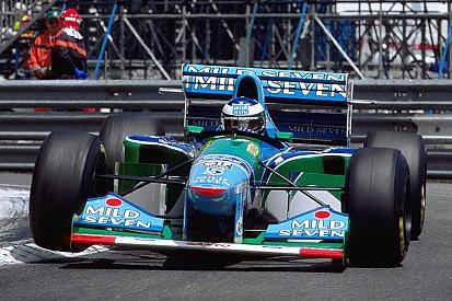 Ma 22 éve, hogy Schumacher először bajnok lett a Forma-1-ben