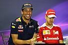 Ricciardo verzoekt Ferrari beroep te laten vallen