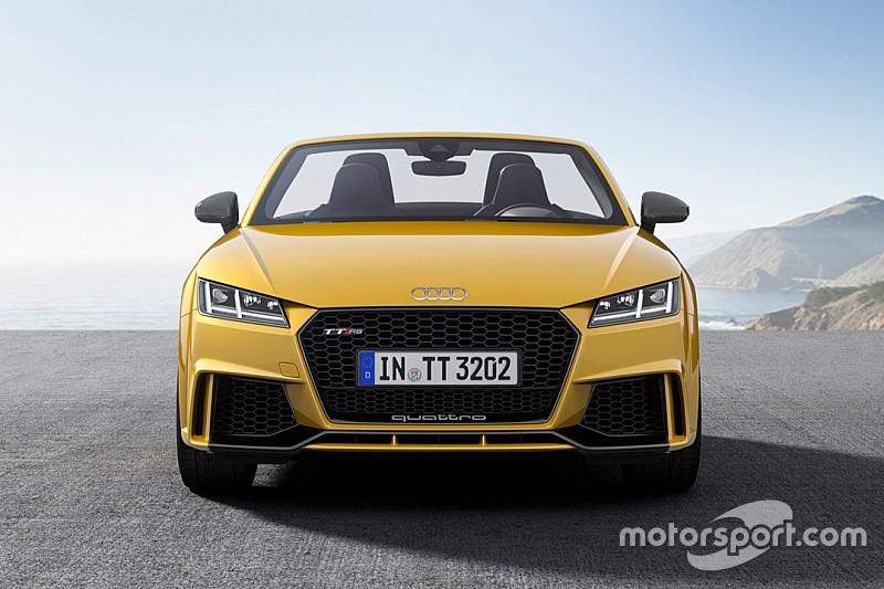 Il y aura deux fois plus d'Audi RS en 2018