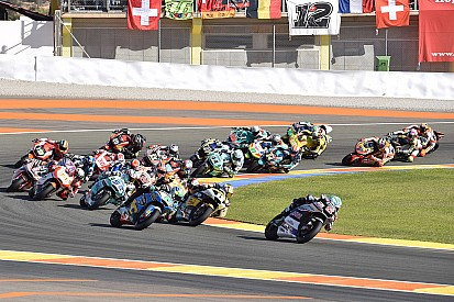 Moto2 in Valencia: Sieg für Weltmeister Johann Zarco