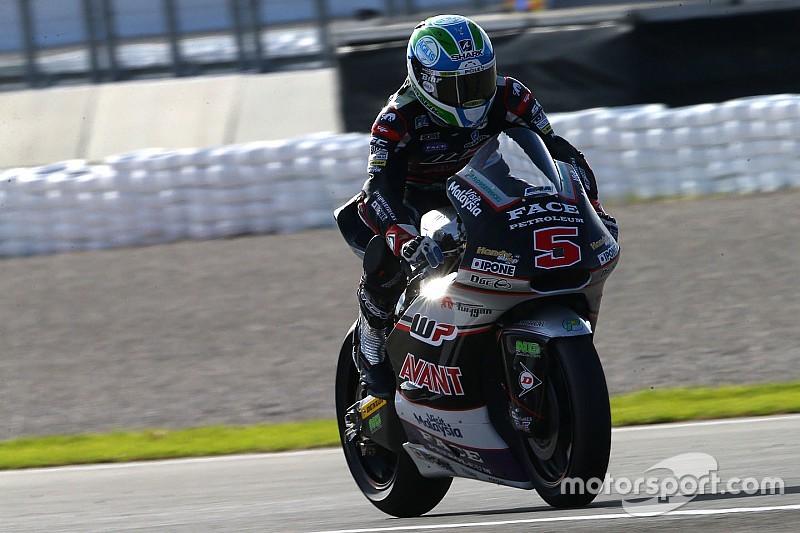 【Moto2バレンシア】大激戦を制して、16年王者ザルコが貫禄勝利。中上6位フィニッシュ