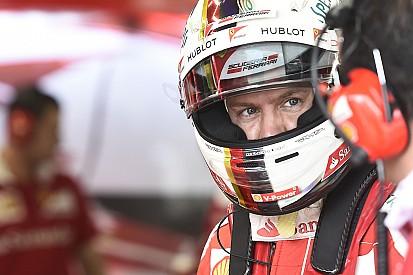 Vettel ne s'inquiète pas d'être battu par Räikkönen